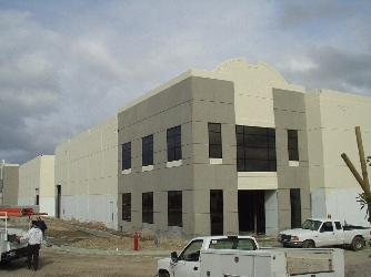 Gci associates inc professional services for 4000 sq ft steel building